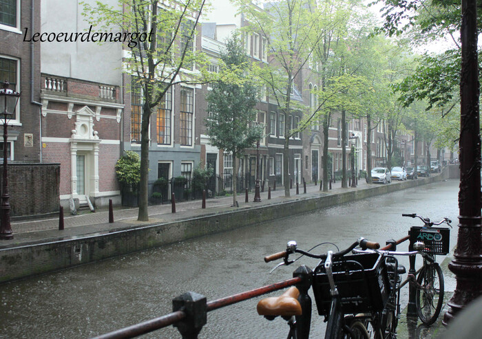 Amsterdam / Les canaux