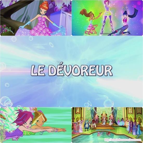 Episode 18 - Le Dévoreur