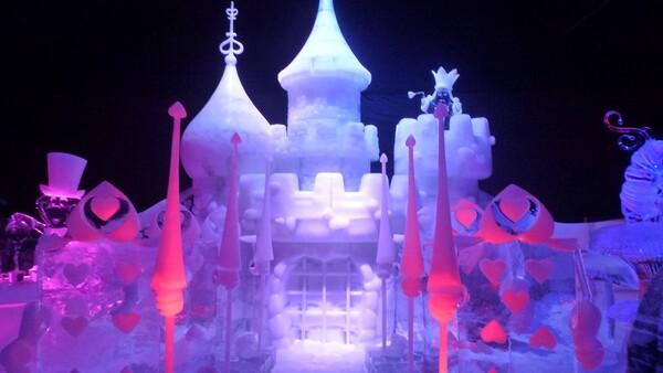 Féérie de glace à Metz