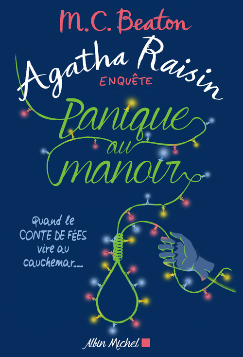Panique au manoir - M.C. Beaton