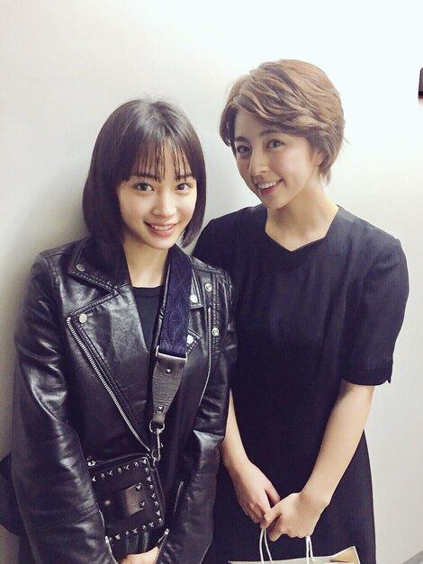Celebrity Pics : Suzu Hirose & Yurina Yanagi ( N°1 )