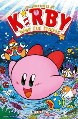Les aventures de Kirby dans les étoiles - Tome 02 - Hirokazu Hikawa