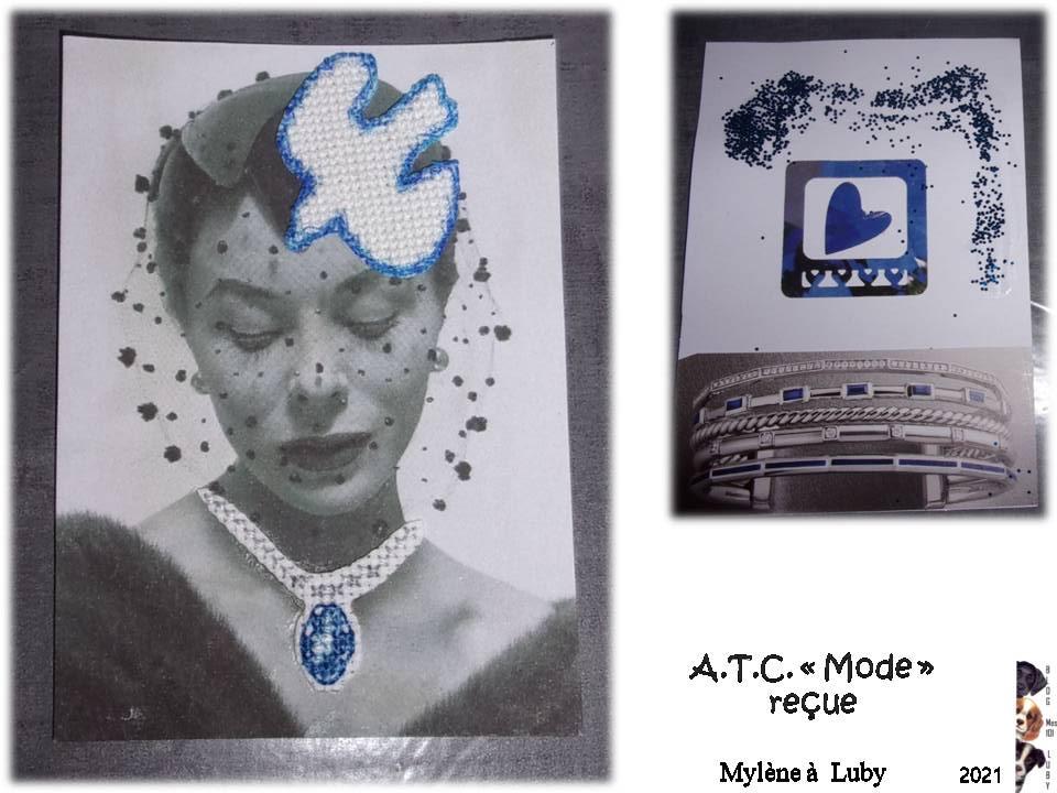 "ATC ""Mode"" Mars"