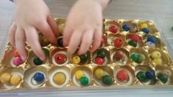 Ateliers individuels type Montessori