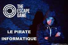 Escape game maison cycle 3 pirate informatique
