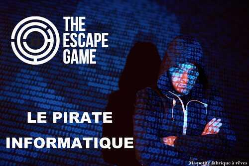 escape game maison pirate informatique cycle 3 10 ans