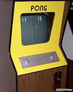 Pong : une légende vidéoludique