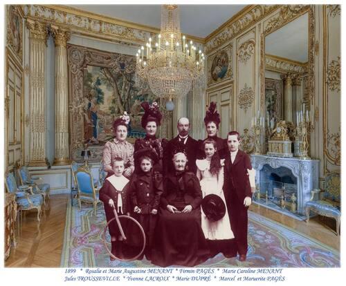 Communion Marcel PAGÈS 1899