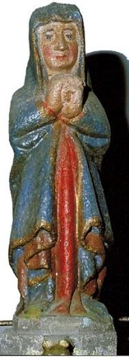 Lescouët-Gouarec : Notre-Dame de Karmez