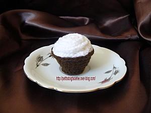 petit gâteau à la crème