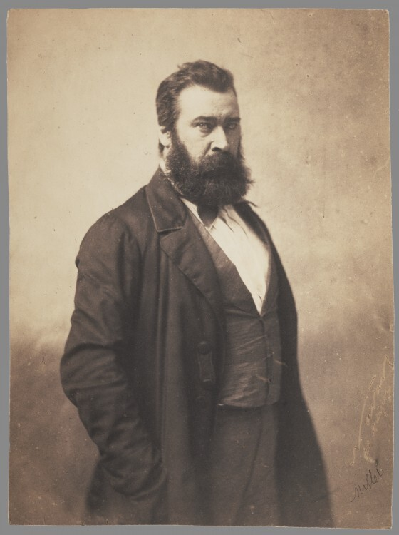 Nadar-Portrait-Jean-François-Millet