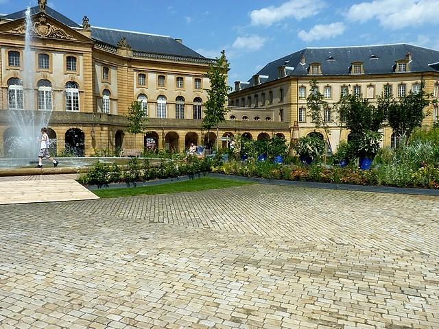 Metz un jardin en chantier 6 Marc de Metz 31 07 2012
