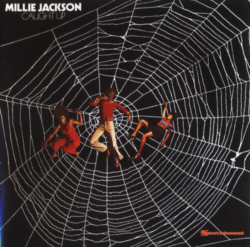 "Millie Jackson : Album "" Caught Up "" Spring Records SPR 6703 [ US ] en 1974"