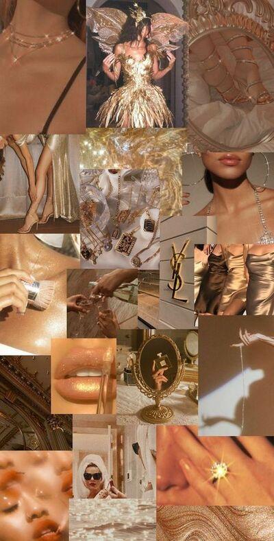 Collages beauté