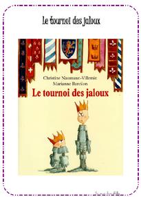Le tournoi des jaloux - Lecture CP