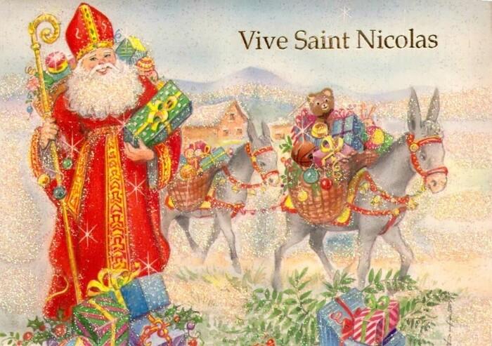 Origine De La Fête De Saint-Nicolas