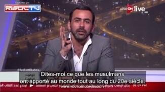 Youssef Al-Hosseiny - Moment de vérité: Un courageux journaliste égyptien se lâche en direct