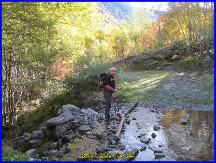 Hautes Alpes-Valgaudemard, les cabanes de Prentiq