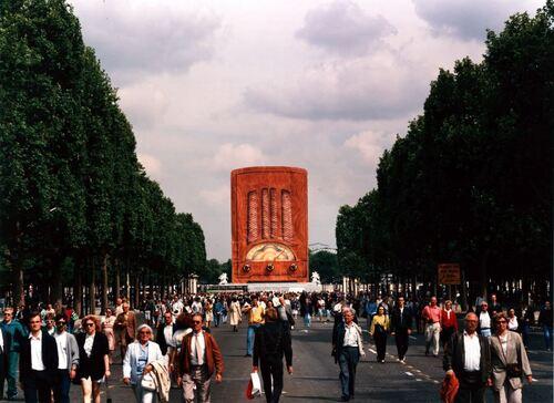 Obélisque de la Concorde, le sexe mort