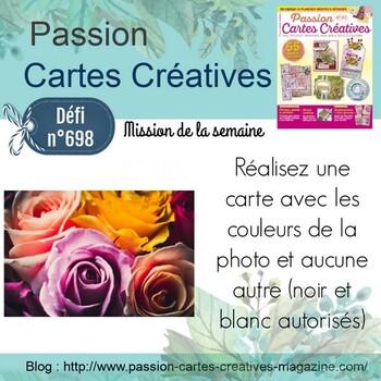 Passion Cartes Créatives#698 !