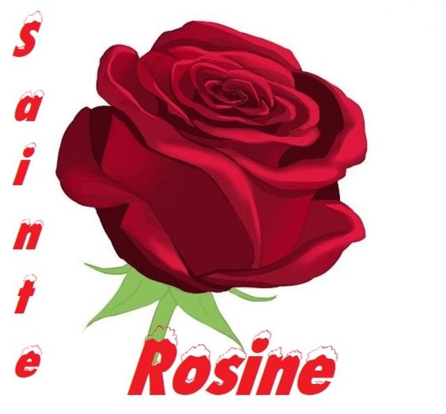 Aujourd'hui 11 Mars ,la fête à sainte Rosine ou Rosa