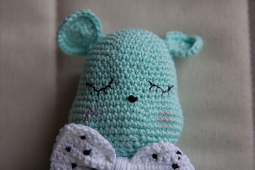 Mylène - Crochet : Petite souris