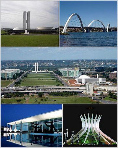 Blog de lisezmoi :Hello! Bienvenue sur mon blog!, Le brésil :Brasilia
