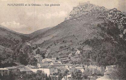 Lapradelle - Puilaurens, un site exceptionnel !