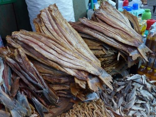 le marché de Mandalay