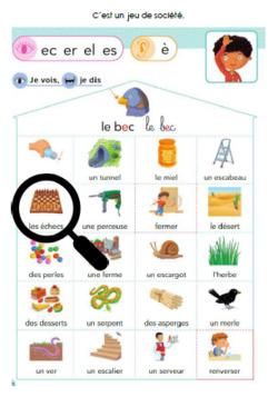 Leçons de lecture CP pour classe virtuelle