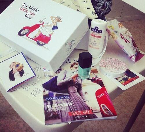 MyLittleBox de Juin 2014 Spoilers