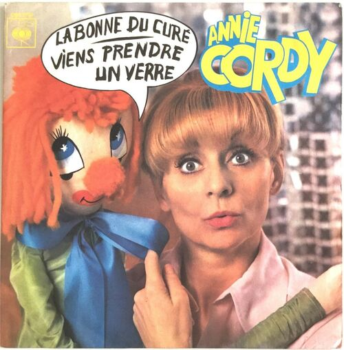 Annie Cordy - La Bonne Du Curé 01
