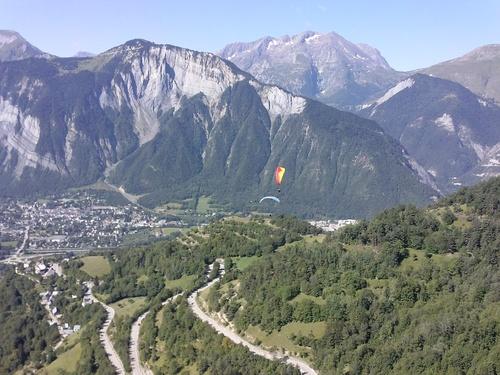 Entrainement en montagne 14 et 15 août 2013