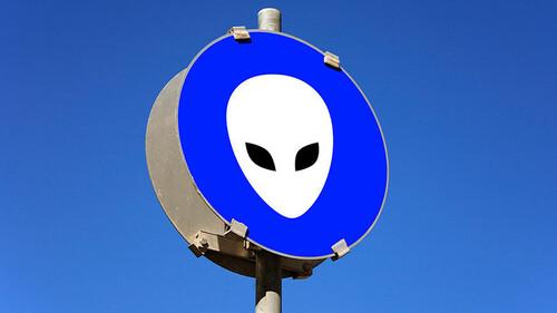 «Les aliens arrivent»