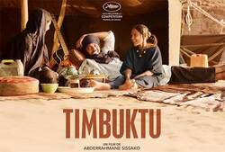 Affiche Timbuktu