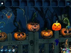 Jouer à Halloween night escape