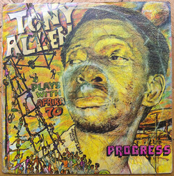 Tony Allen & Afrika 70 - Progress - Complete EP