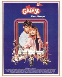 BOX OFFICE FRANCE 1982 GREASE 2