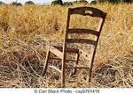 """Défi 126 - """"La Vieille chaise  ...  """""""