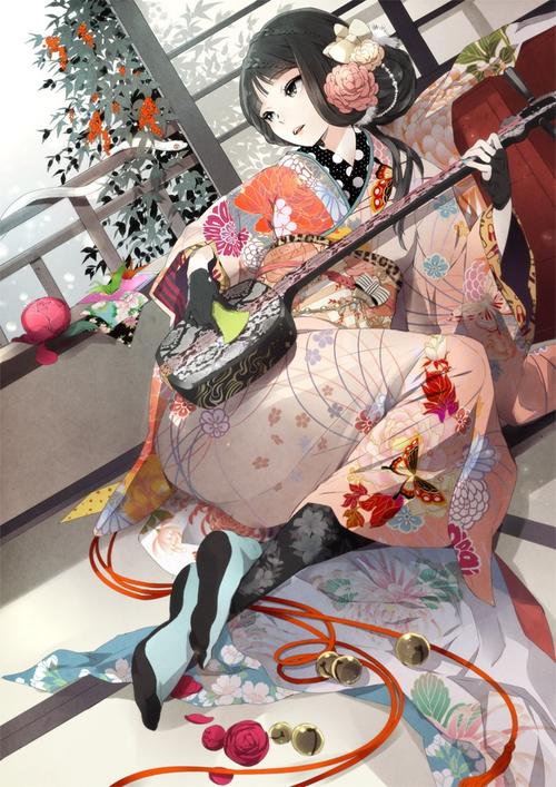 Anime art ~