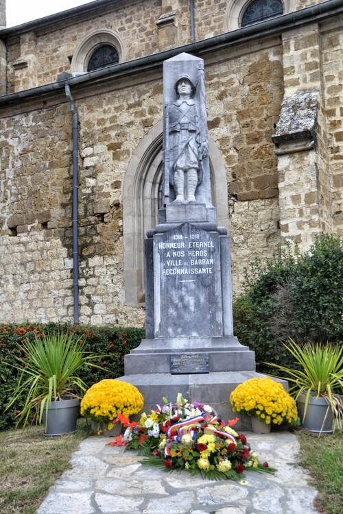 Eglise Saint-Jean-Baptiste de Barran - Gers