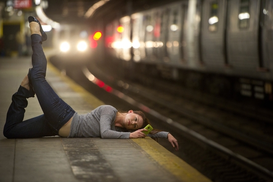 Dancers-Among-Us-A-Train-Lisa-Cole