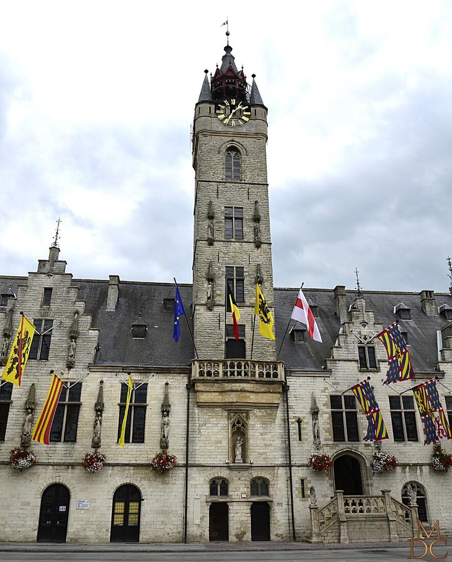 Beffroi de Termonde / Dendermonde (Belgique)