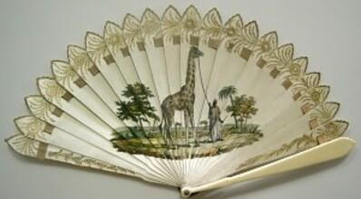 La girouette du moulin du Tandou.