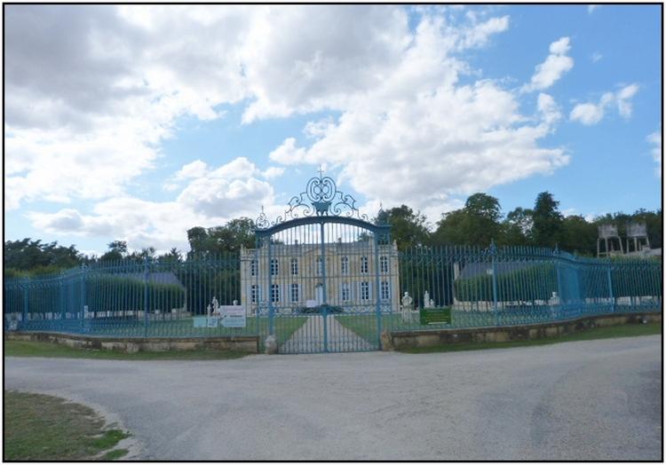 Les jardins de Canon