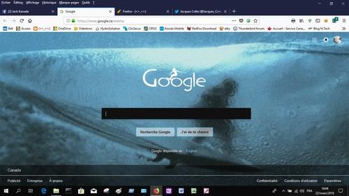 Un module pour personnaliser Google Facebook et plus