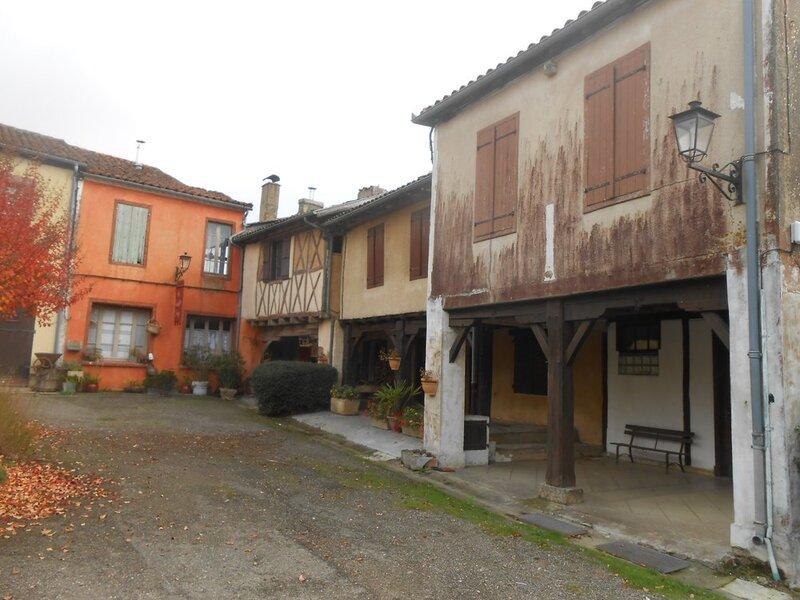 Visite de Lupiac (32) - Ville de d'Artagnan - 27 Octobre 2016