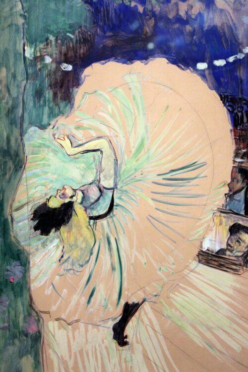Né le 24 Novembre 1864, Toulouse Lautrec, artiste peintre , Sagittaire ascendant Scorpion, Lune en Balance