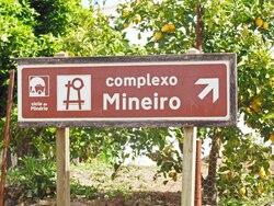 MINA de SÃO DOMINGO...