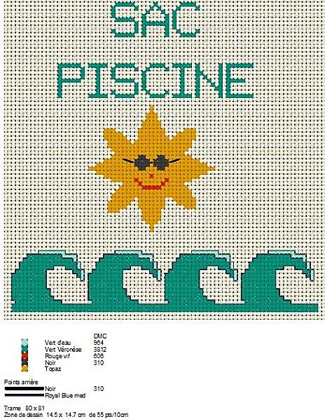 SAC PISCINE 2